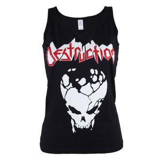 Damen Tank Top/Shirt Destruction - Skull GTT - ART-WORX, ART WORX, Destruction