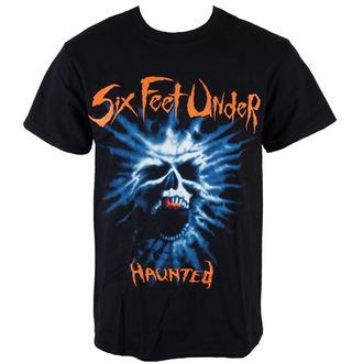 Herren T-Shirt Six Feet Under - Haunted - ART WORX, ART WORX, Six Feet Under