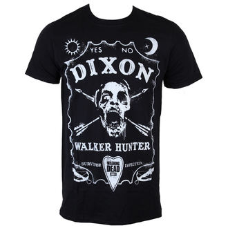 Herren T-Shirt The Walking Dead - Dixon Board - Black - INDIEGO, INDIEGO, The Walking Dead