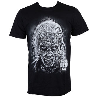 Herren T-Shirt The Walking Dead - scheußlich Walker - Black - INDIEGO, INDIEGO, The Walking Dead