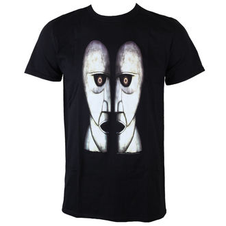 Männer Shirt PINK FLOYD - Metal Heads of Division Bell - BLK - LOW FREQUENCY - PFTS050010