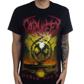 Herren T-Shirt Carnifex - World War X - Schwarz - INDIEMERCH, INDIEMERCH, Carnifex
