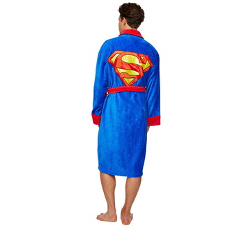 Bademantel SUPERMAN - LOGO, NNM