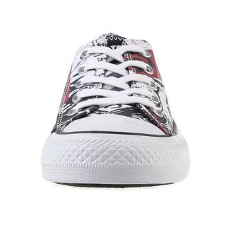 Schuhe CONVERSE - Sex Pistols - Chuck Taylor All Star - CTAS Ox White/Black, CONVERSE, Sex Pistols