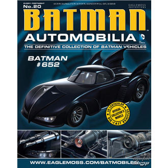 Dekoration (Automobil) Batman - Batmobile - EAMO500920 - BESCHÄDIGT, NNM