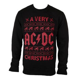 Männer Hoodie AC/DC - A Very AC/DC Christmas - PLASTIC HEAD, PLASTIC HEAD, AC-DC