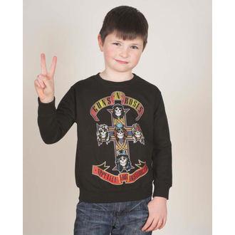 Sweatshirt Kinder Guns N' Roses - Appetite For Destruction - ROCK OFF, ROCK OFF, Guns N' Roses