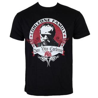 Herren T-Shirt Godfather - The Gothfather - Family Business - Black - HYBRIS, HYBRIS, Der Pate