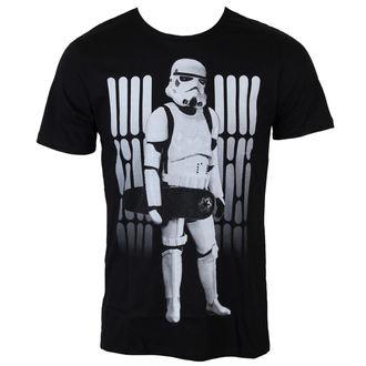 Herren T-Shirt Star Wars - Skate Trooper - Black - LEGEND, LEGEND, Star Wars