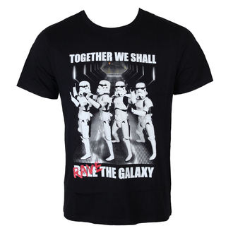 Herren T-Shirt Star Wars - Trooper Party - Black - LEGEND, LEGEND, Star Wars