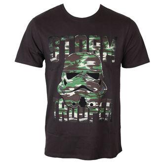 Herren T-Shirt Star Wars - Mimetic Trooper - Anthracite - LEGEND, LEGEND, Star Wars