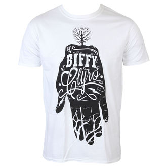 Herren T-Shirt Biffy Clyro - White Hand - PLASTIC HEAD, PLASTIC HEAD, Biffy Clyro
