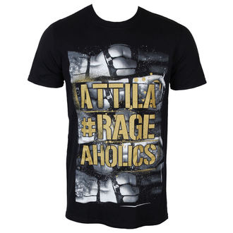 Herren T-Shirt Attila - Rageaholics - PLASTIC HEAD, PLASTIC HEAD, Attila