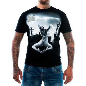 Herren T-Shirt ART BY EVIL - Reborn - Black, ART BY EVIL
