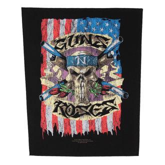 Aufnäher groß Guns N' Roses - Flag - RAZAMATAZ, RAZAMATAZ, Guns N' Roses