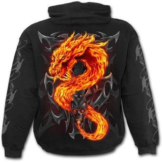 Kinder Hoodie SPIRAL - Fire Dragon, SPIRAL