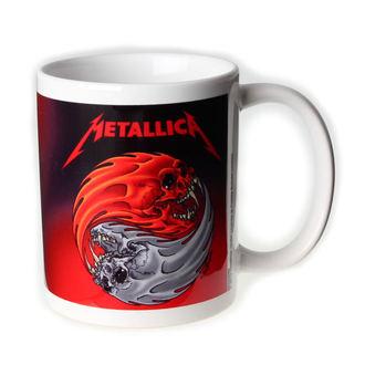 Tasse Metallica - Yin and Yang - PYRAMID POSTERS, PYRAMID POSTERS, Metallica
