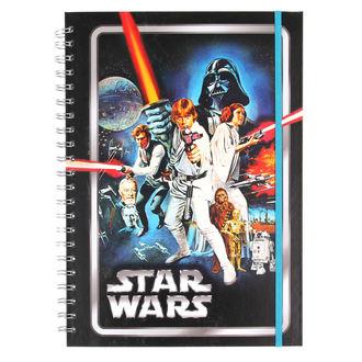 Notizblock Star Wars - A New Hope - PYRAMID POSTERS, PYRAMID POSTERS, Star Wars