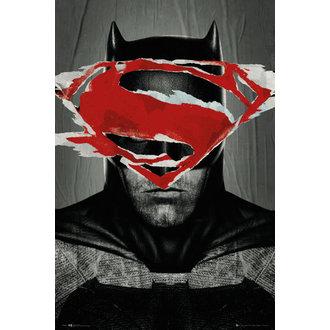 Poster Batman Vs Superman - Batman Teaser - GB posters, GB posters