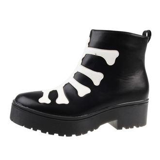 Damen Schuhe IRON FIST - Wishbone Heavy Sole - Black, IRON FIST