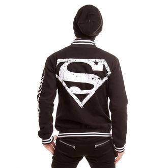 Männer Jacke POIZEN INDUSTRIES - Superteam - Black, POIZEN INDUSTRIES, Superman