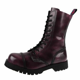Schuhe NEVERMIND - 10 Loch - Lilac, NEVERMIND