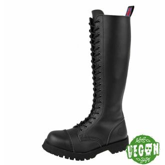 Schuhe NEVERMIND - 20 Loch - Vegan - Black Synthetic, NEVERMIND