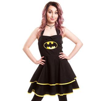Frauen Kleid BATMAN - Batman Cape - Black, POIZEN INDUSTRIES, Batman