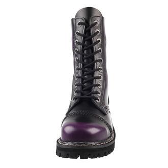 10-Loch Stiefel KMM - Deep Purple, KMM