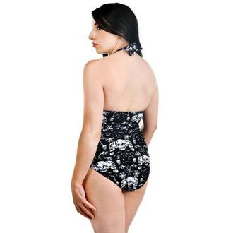 Damen BadeanzugTOO FAST - BAROCK SKULLS - Black, TOO FAST