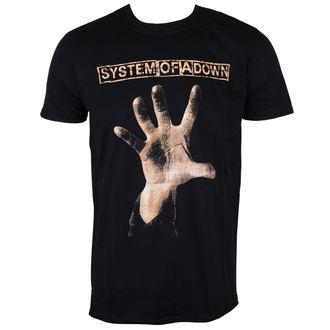 T-Shirt Männer  System Of A Down - Hand - ROCK OFF, ROCK OFF, System of a Down