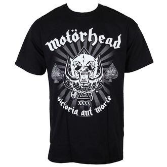 T-Shirt Männer  Motörhead - Victoria Vermietung Morte - ROCK OFF, ROCK OFF, Motörhead