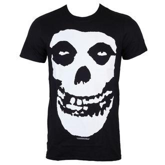 T-Shirt Männer  The Misfits - Classic Fiend Skull - ROCK OFF, ROCK OFF, Misfits