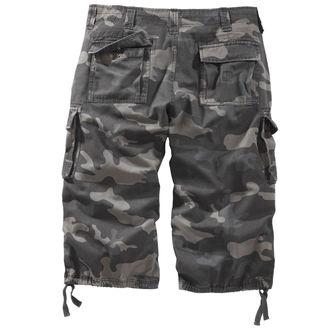 Männer 3/4 Shorts SURPLUS - TROOPER LEGEND - BLACK CAMO, SURPLUS
