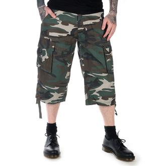Männer 3/4 Shorts SURPLUS - TROOPER LEGEND - Woodle. GEWAS, SURPLUS