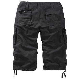Männer 3/4 Shorts SURPLUS - TROOPER LEGEND - BLACK GEWAS - 07-5601-63
