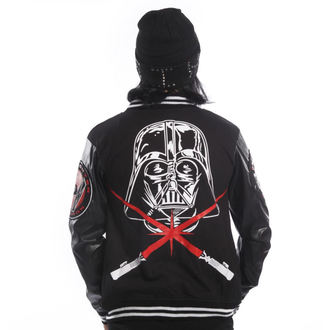 Sweatshirt Men DISNEY - STAR WARS - Vader Varcity - Black, DISNEY, Star Wars