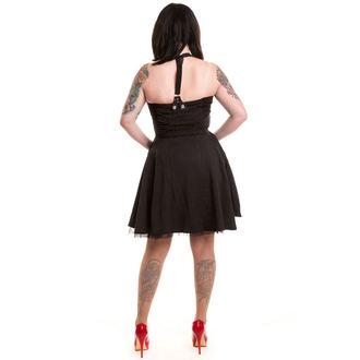 Kleid Ladies ROCKABELLA - Lilith - Black, ROCKABELLA