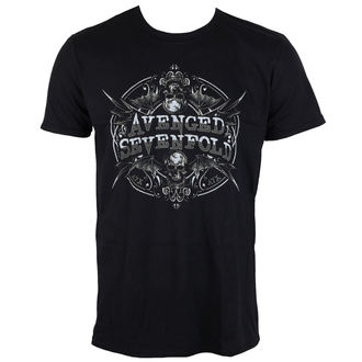Herren T-Shirt  Avenged Sevenfold - Reflections - ROCK OFF, ROCK OFF, Avenged Sevenfold