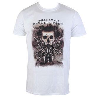 Herren T-Shirt  Bullet For my Valentine - Snakes & Skull - ROCK OFF, ROCK OFF, Bullet For my Valentine