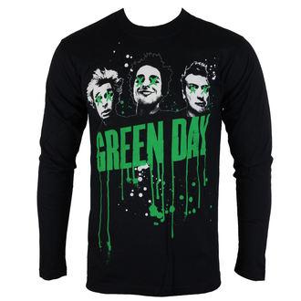 Herren Longsleeve Green Day - Drips - ROCK OFF, ROCK OFF, Green Day