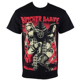Herren T-Shirt  METZGER BABYS - TOWER OF POWER - RAZAMATAZ, RAZAMATAZ, Butcher Babies