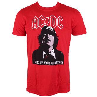 Herren T-Shirt  AC/DC - LOCK UP YOUR TÖCHTER - LIVE NATION, LIVE NATION, AC-DC