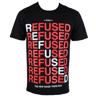 Herren T-Shirt  Refused - New Noise Theologie - PLASTIC HEAD, PLASTIC HEAD, Refused