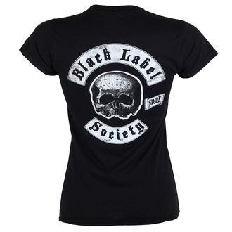Damen T-Shirt  Black Label Society - Erde - PLASTIC HEAD, PLASTIC HEAD, Black Label Society