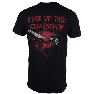 Herren T-Shirt  Cannibal Corpse  - Chainsaw - PLASTIC HEAD, PLASTIC HEAD, Cannibal Corpse