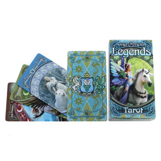 Tarot Karten Anne Stokes Legends - NENOW, ANNE STOKES