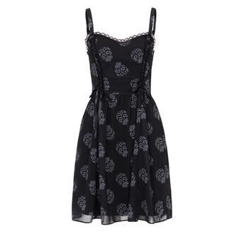 Kleid Ladies VOODOO VIXEN - Blk, JAWBREAKER
