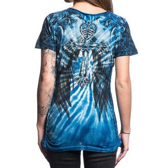 T-Shirt hardcore Cypress AFFLICTION S3796, AFFLICTION