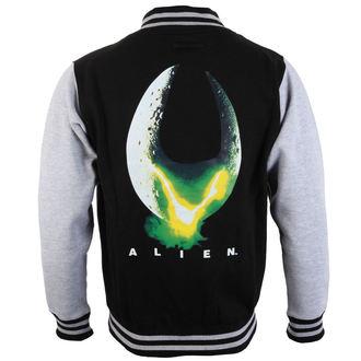 Herren Sweatjacke ALIEN - Egg, NNM, Alien: Das unheimliche Wesen aus einer fremden Welt